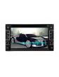 NAVISKAUTO 6.2 inch Wince 6.0 Double Din in Dash Car DVD Player Stereo Touch Screen GPS Navigation Black